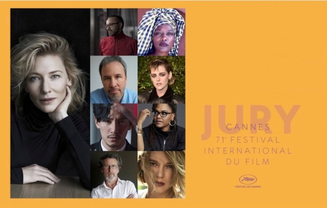 The Jury of the 71st Festival de Cannes® 4chion Lifestyle