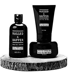 rugged and dapper 4chion lifestyle beatuy skin care