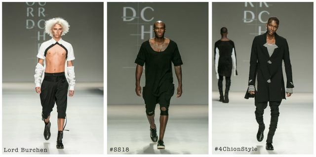 Lord Burchen Style Fashion Week New York Fashion 4Chion Lifestyle B