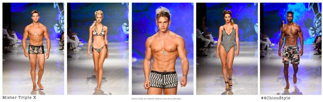 Mister Triple X Miami Swim Week Art Hearts 4Chion Lifestyle d