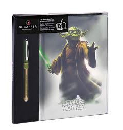 Sheaffer Star Wars Pen and Journal sets ads 4chion lifestyle