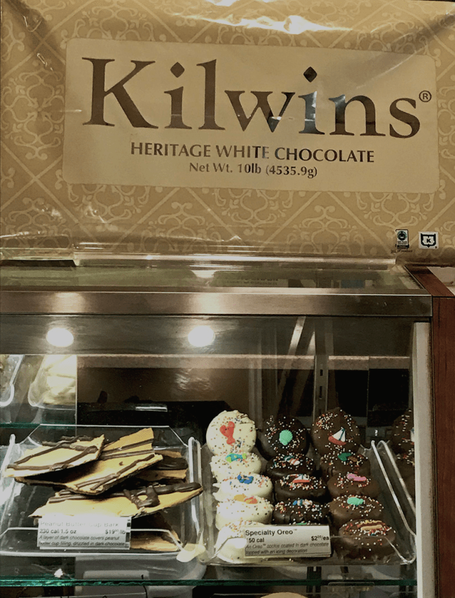 Wilmington Kilwins Chocolate NC Vacation 4Chion Lifestyle c