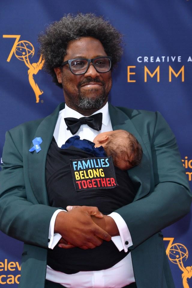 W. Kamau Bell 4chion Lifestyle Emmys