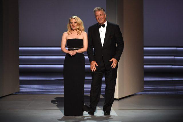 Kate McKinnon, Alec Baldwin Emmys 4Chion Lifestyle