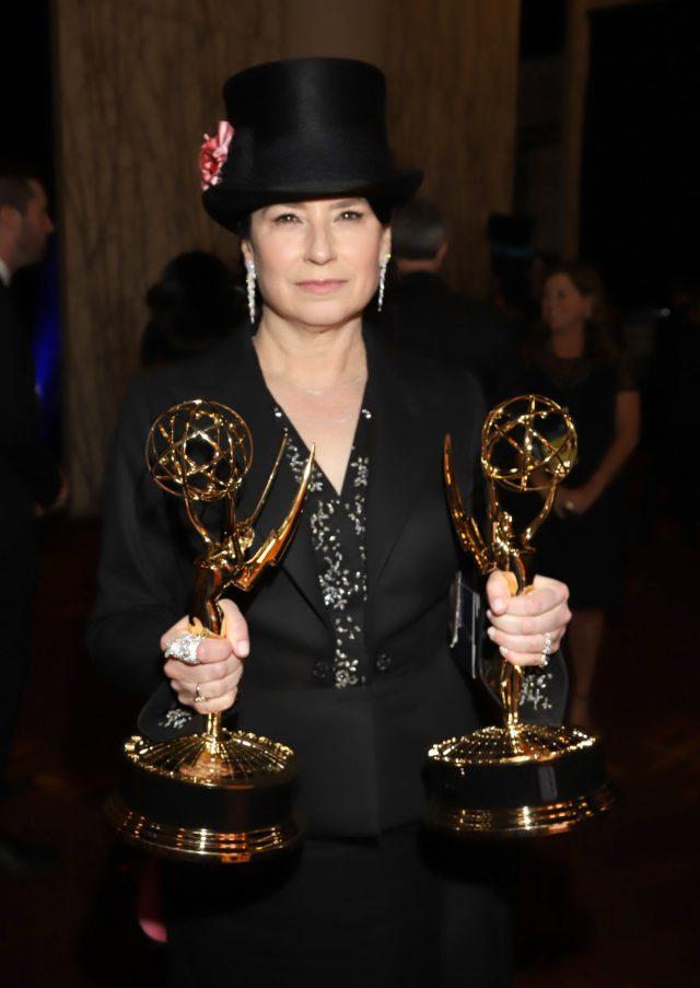 Amy Sherman-Palladino Emmys 2018 4chion lifestyle