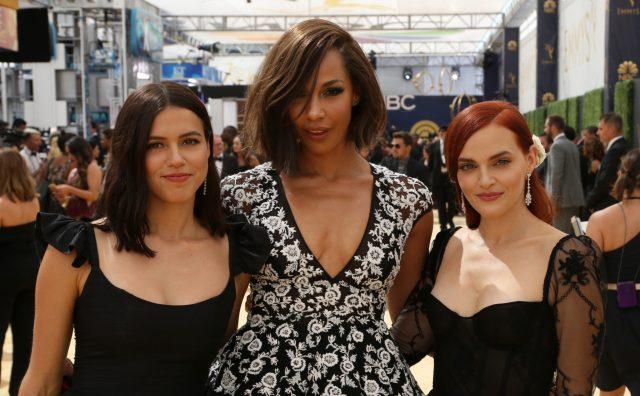 Nina Kiri, Amanda Brugel, Madeline Brewer Emmys 4Chion Lifestyle