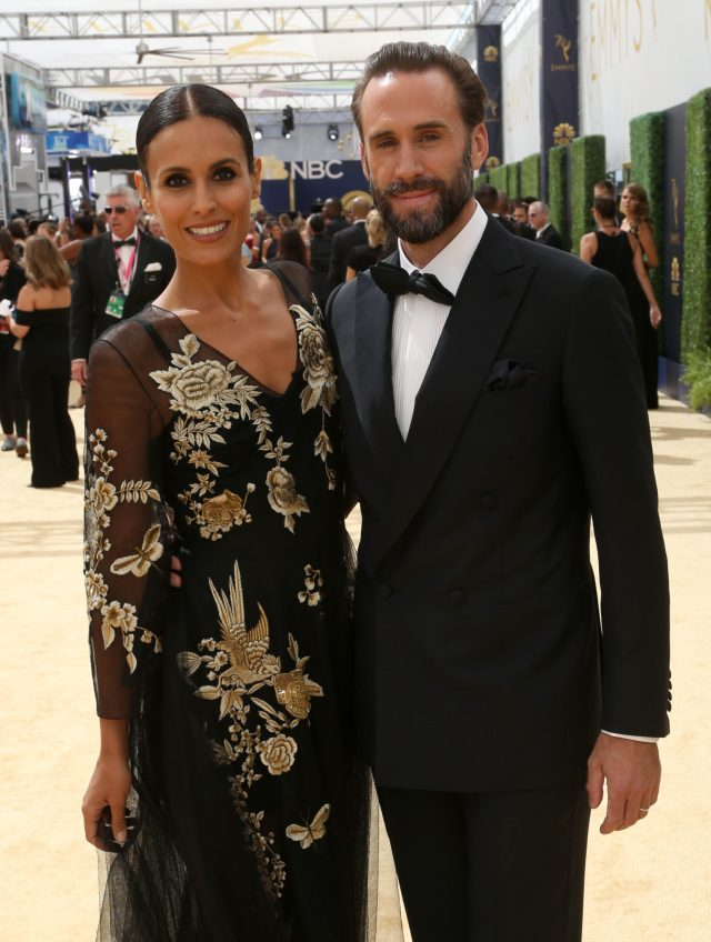 Maria Fiennes, Joseph Fiennes Emmys 4Chion Lifestyle