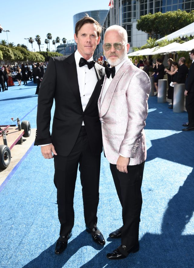 David Miller, Ryan Murphy Emmys 4Chion Lifestyle
