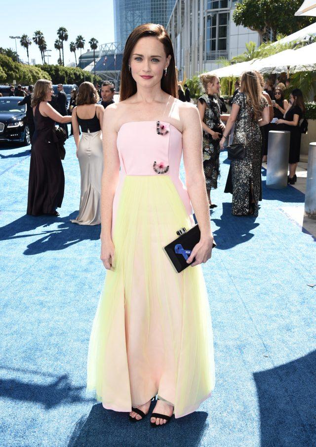 Alexis Bledel Emmys® 4Chion Lifestyle