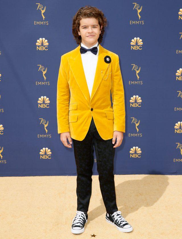 Gaten Matarazzo Emmys 4Chion Lifestyle