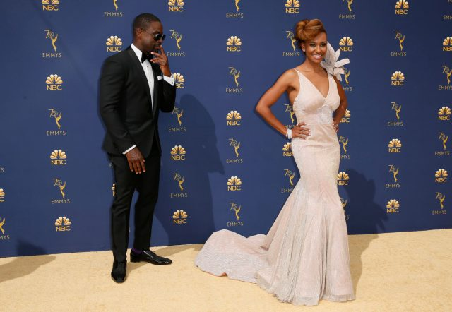 Ryan Michelle Bathe, Sterling K. Brown Emmys 4Chion Lifestyle