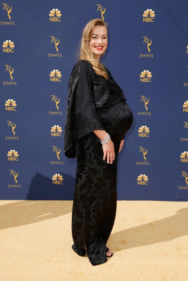 Yvonne Strahovski Emmys 4Chion Lifestyle