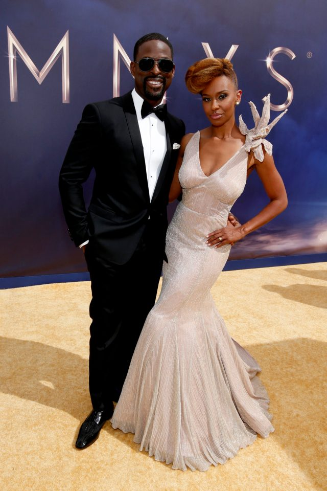 Sterling K. Brown, Ryan Michelle Emmys 4Chion Lifestyle