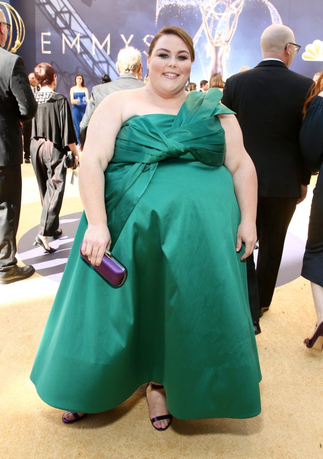 Chrissy Metz Emmys 4Chion Lifestyle