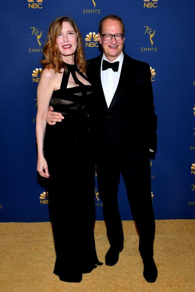 Laura Day, Stephen Schiff Emmys 4Chion Lifestyle