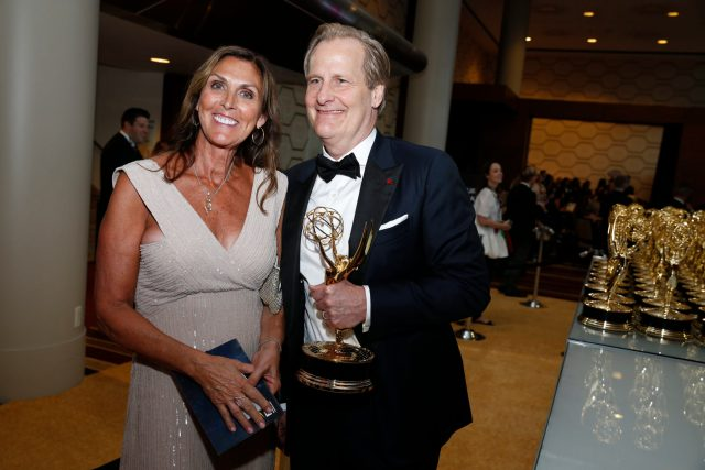 Kathleen Rosemary Treado, Jeff Daniels Emmys® 4Chion Lifestyle