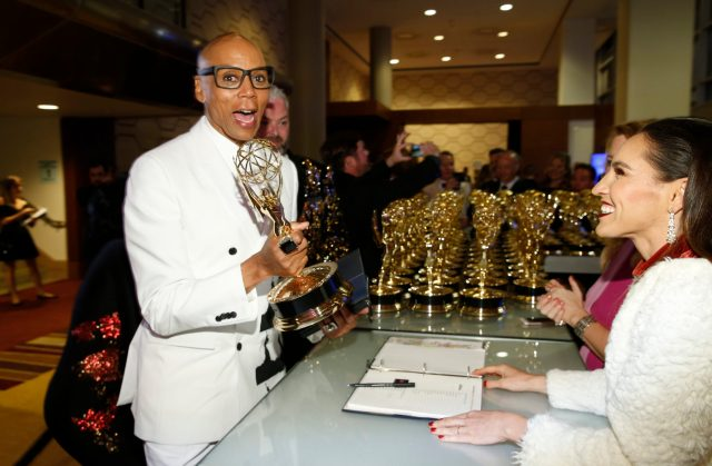 RuPaul Charles Emmys® 4Chion Lifestyle