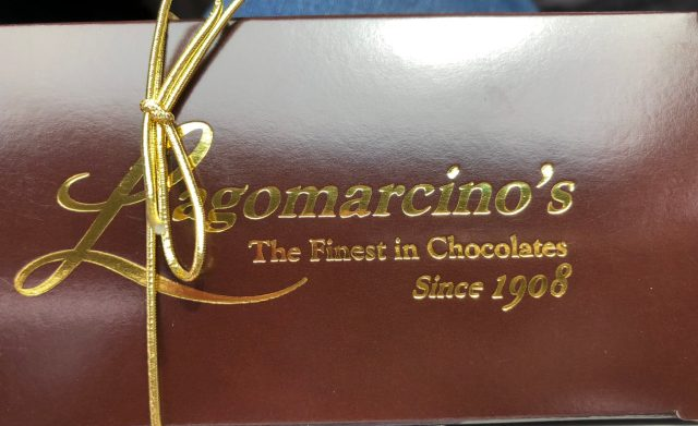 Lagomarcino's Confectionery fudge sauce road trip 4chion lifestyle