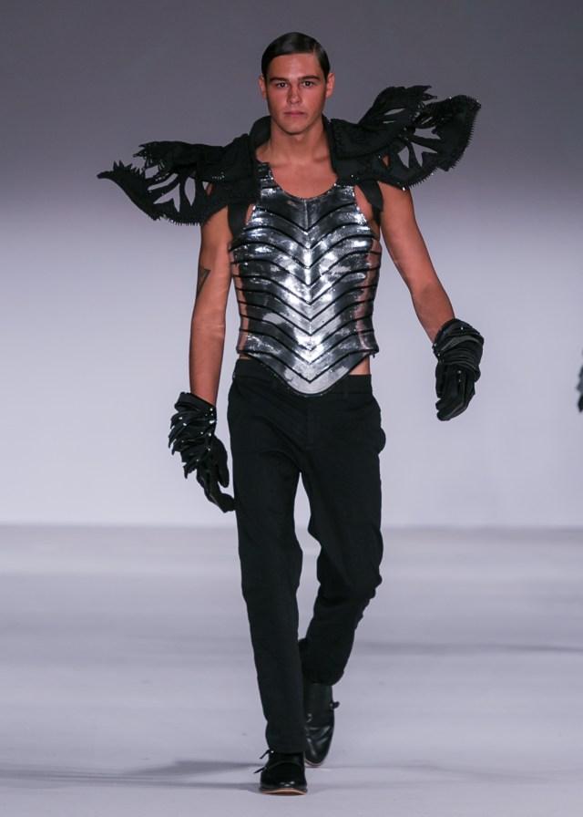Rocky Gathercole Style Fashion Week 4chion Lifestyle
