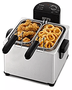 T-fal FR3900 Triple Basket Deep Fryer amazon ad holiday gift ideas 4chion lifestyle