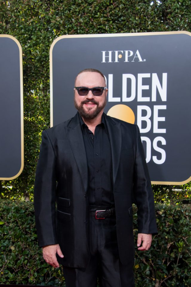 Desmond Child Golden Globes 4chion Lifestyle Party