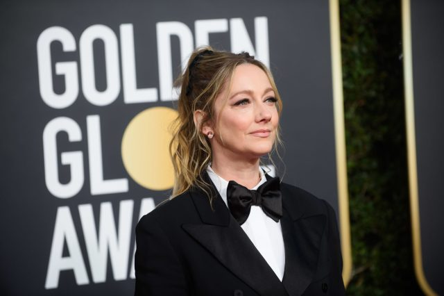 Judy Greer Golden Globes 4chion Lifestyle Party