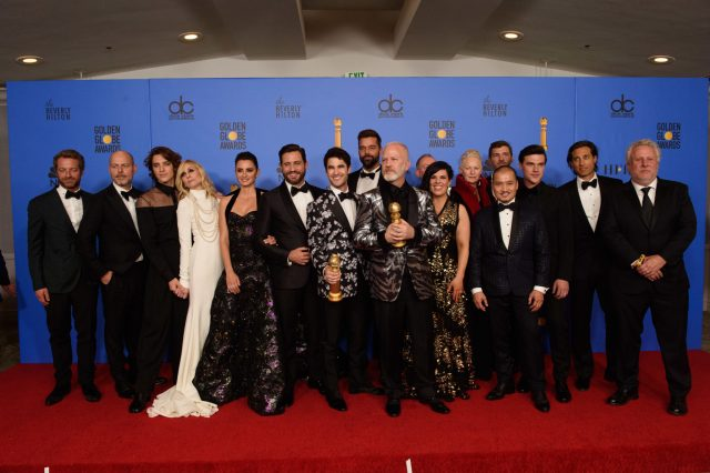Golden Globes 4chion Lifestyle