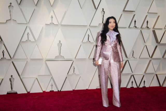 Awkwafina Academy Awards 4chion Lifestyle