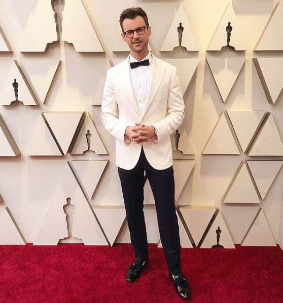 Brad Goreski Red Carpet fashion 4chion lifestyle