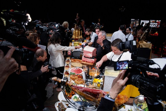 91st Oscars®, Governors Ball Press Preview dinner party