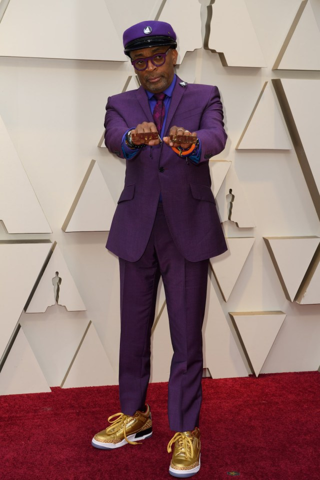 Spike Lee Spike Lee Academy Awards 4chion lifestyle