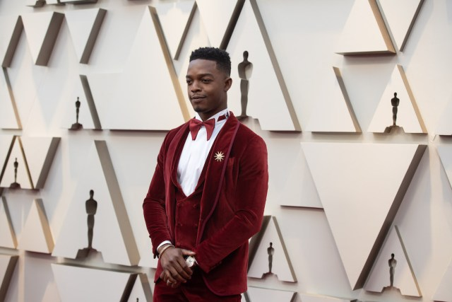 Stephan James Academy Awards 4chion lifestyle