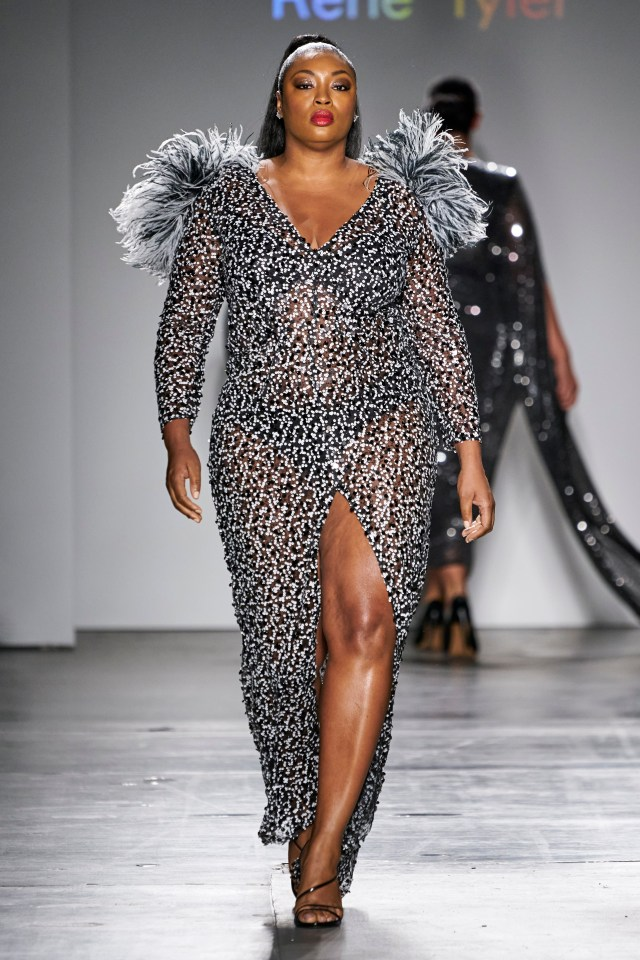 Rene' Tyler Spring Summer 2020 NYFW 4chion Lifestyle