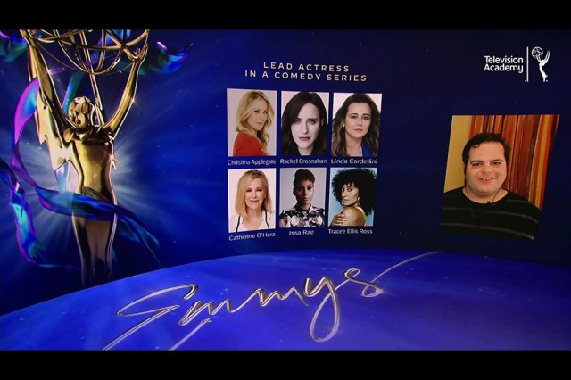 The Show Will Go On ~ Emmys® 4chion LIfestyle Noms Lead Actress