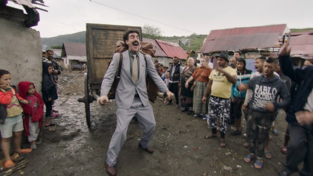 Borat Subsequent Moviefilm Oscars® Nomination 4Chion Lifestyle