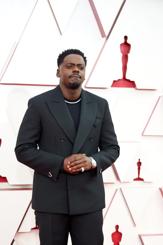 Daniel Kaluuya at The Academy Awards red carpet 4Chion Lifestyle 93rd Oscars