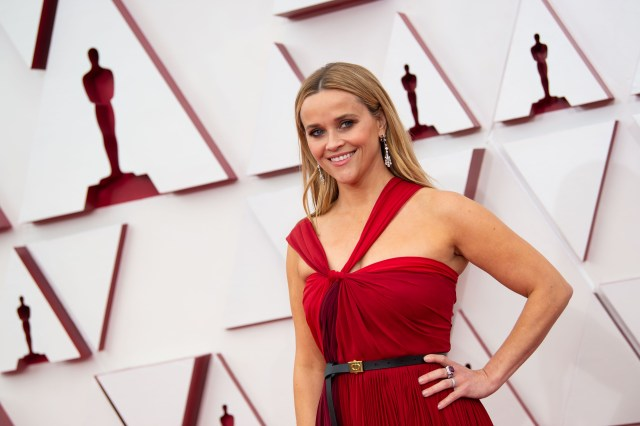 Reese Witherspoon at The Academy Awards red carpet 4Chion Lifestyle 93rd Oscars
