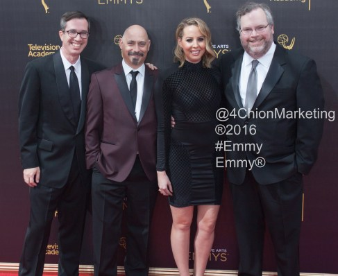 Robot Chicken Emmys 4Chion Marketing
