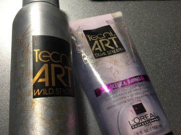 Hair Styling Loreal