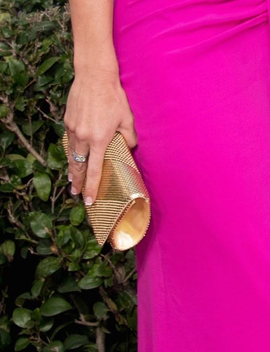 Joy Creel Golden Globes Accessories Red Carpet