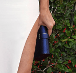 Rebecca Romijn SAG Awards red carpet clutch 4Chion Lifestyle