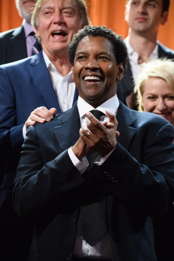 Denzel Washington at the Oscar® Nominees Luncheon in Beverly Hills Monday, February 6, 2017. The 89th Oscars® will air on Sunday, February 26, live on ABC.