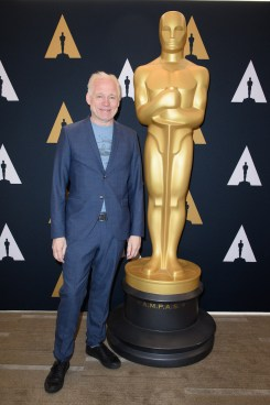 """Director of the Oscar® nominated foreign film """"A Man Called Ove"""", Hannes Holm prior to the Academy of Motion Picture Arts and Sciences' Oscar Week: Foreign Language Films event on Saturday, February 25, 2017 at the Samuel Goldwyn Theater in Beverly Hills. The Oscars® will be presented on Sunday, February 26, 2017, at the Dolby Theatre® in Hollywood, CA and televised live by the ABC Television Network."""