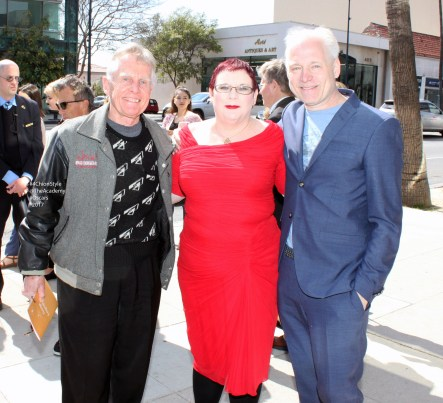 Hannes Holm, Tammy Forchion, and Brian Avery, Actor