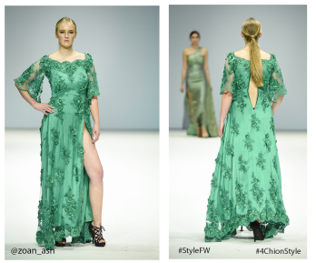 Zoan Ash Couture Style Fashion Week NYC FW17