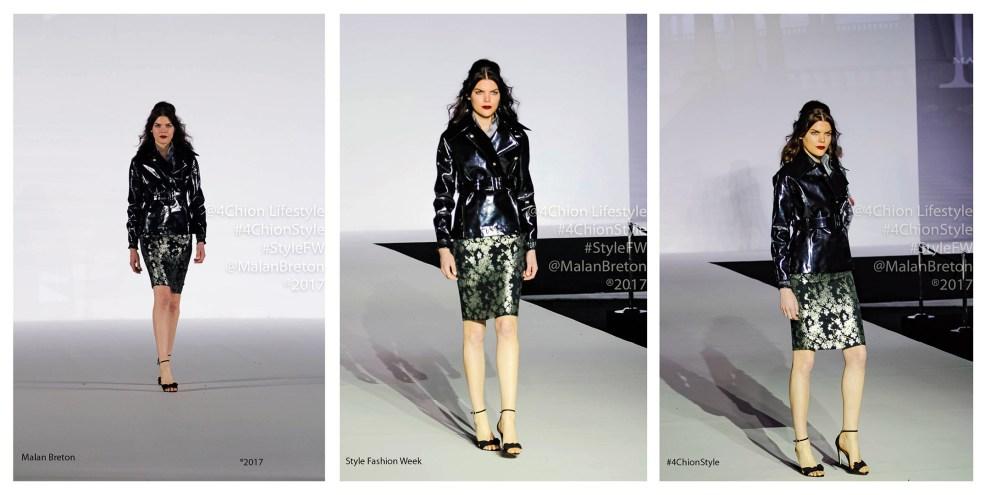 Malan Breton Style Fashion Week FW17 LA $chion lifestyle