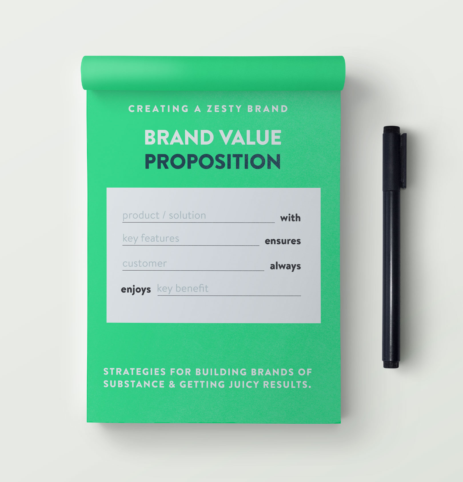 How To Write A Brand Value Proposition