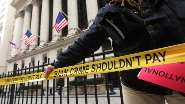 Bank Crime