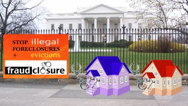 Fraudclosure Protest