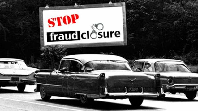Stop Fraudclosure